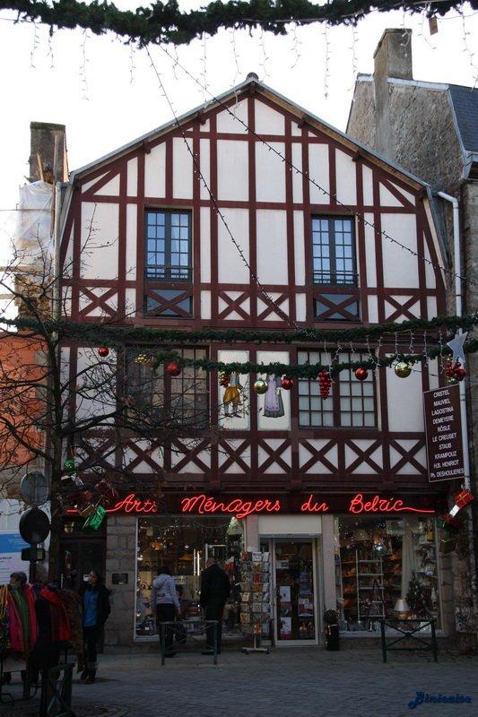 Promenade à Auray. dans Bretagne Auray-belles-demeures-03