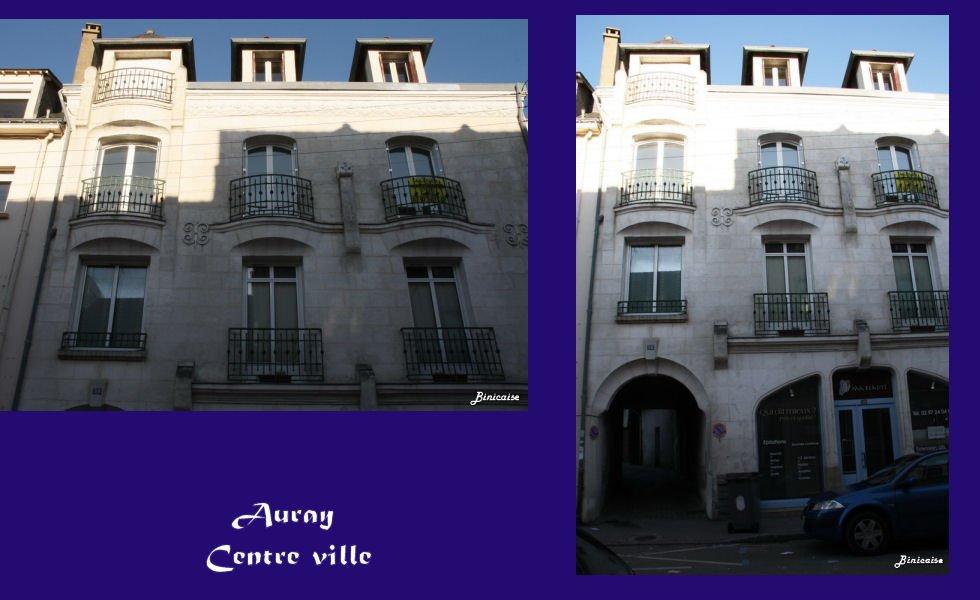 Auray-centre-ville-montage02 Maisons anciennes