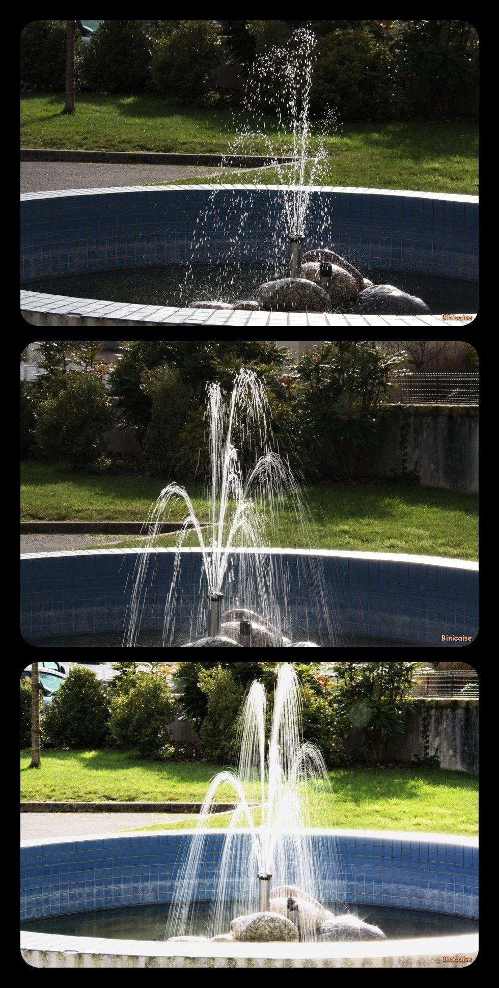 Fontaine variation. dans Bretagne Fontaine