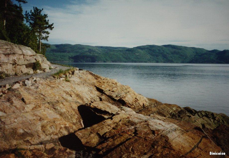 Le Saguenay et Tadoussac. Québec. dans Canada Saguenay-01