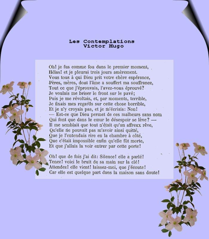 Poème de Victor Hugo dans Textes choisis Victor-Hugo-01