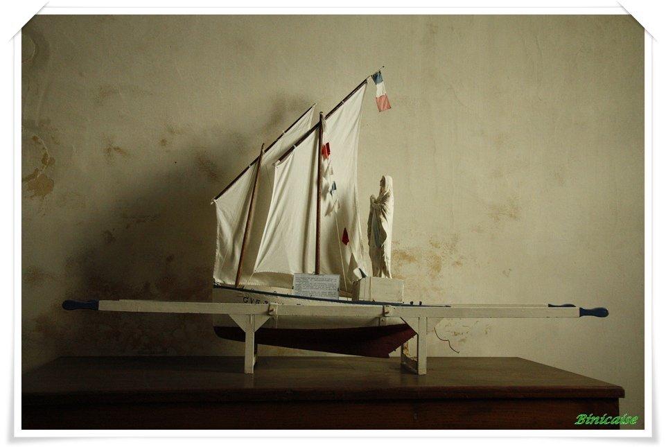 Chapelle de Penhors, ex-voto . dans Bretagne Ex-voto-en-bretagne