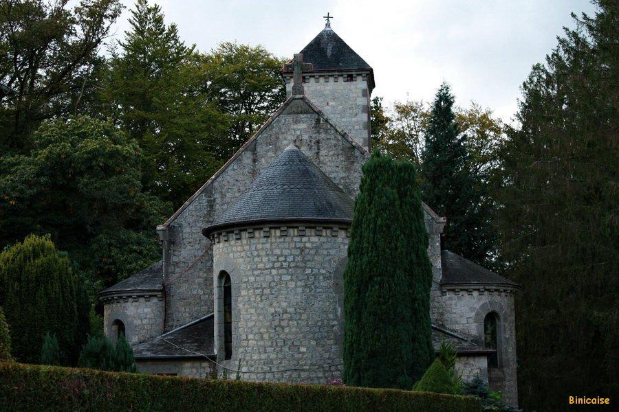 chapelle-st-ortaire-03 Saint Ortaire Prieuré dans Photos