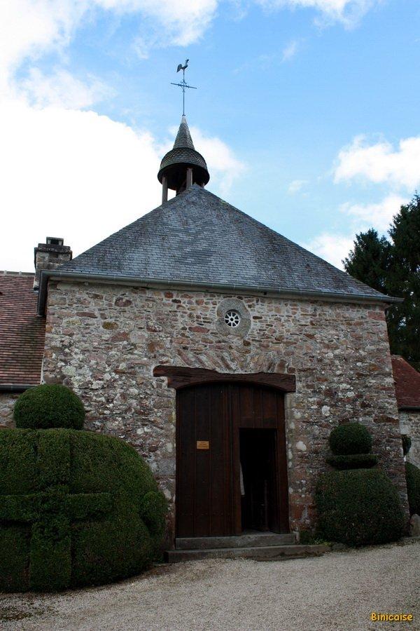 Chapelle Sainte Radegonde. dans Normandie chapelle-ste-radegonde-06