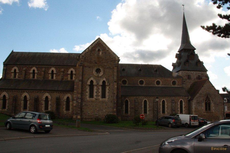 Clécy, son église. dans Normandie clecy-04_redimensionner