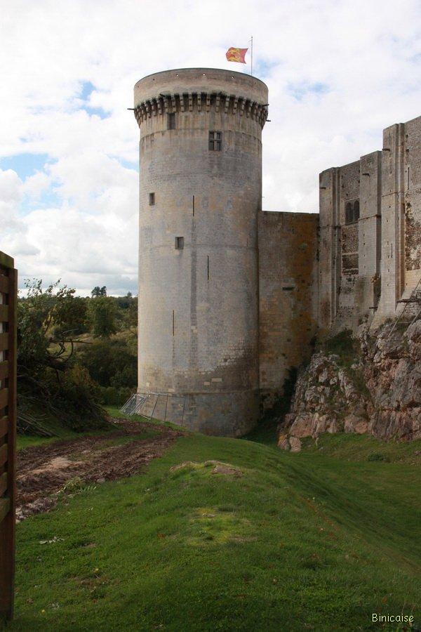 falaise-02_redimensionner Falaise château dans Photos