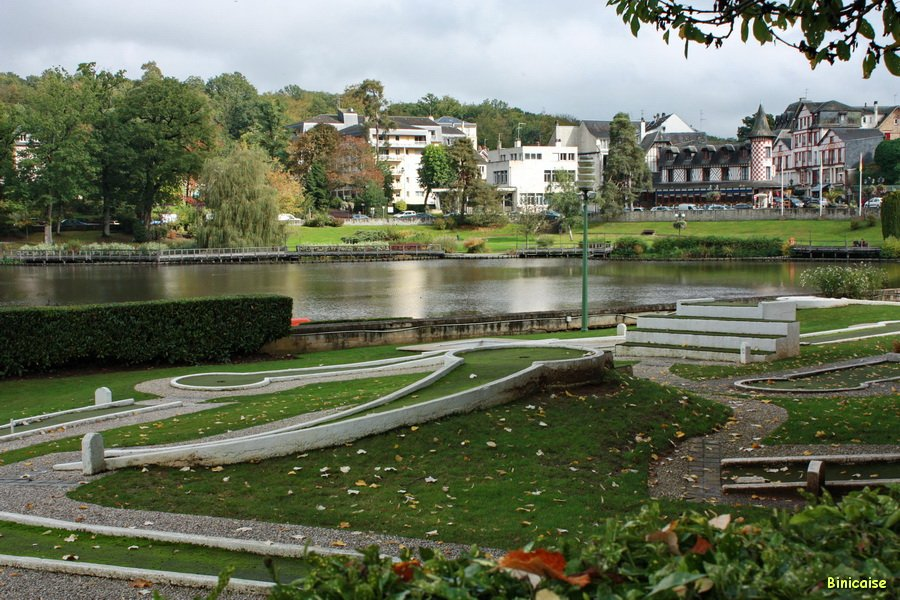 Quelques vues de Bagnoles depuis le lac. dans Normandie img_6818_redimensionner