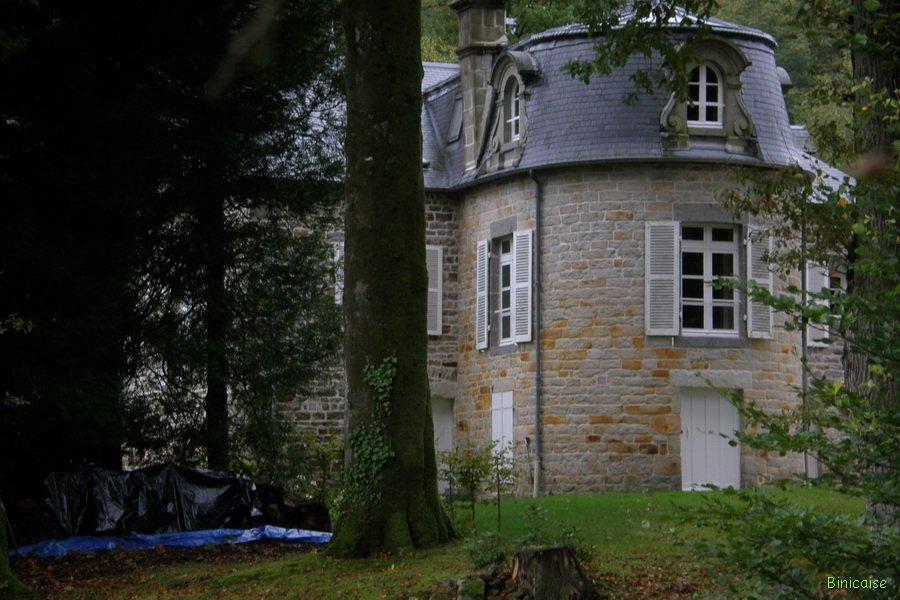 Belle demeure . La Tanière. dans Normandie le-lac-08_redimensionner