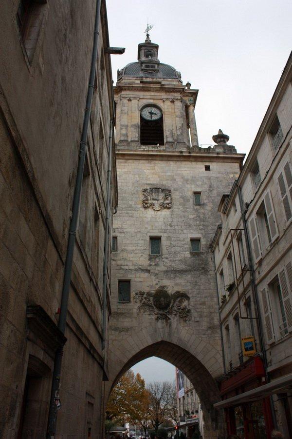 La Grosse Horloge. dans La Rochelle grosse-horloge-06