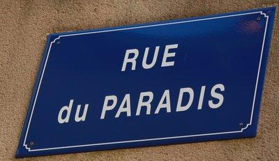 Le Paradis sur terre.... dans La Rochelle rue-du-paradis