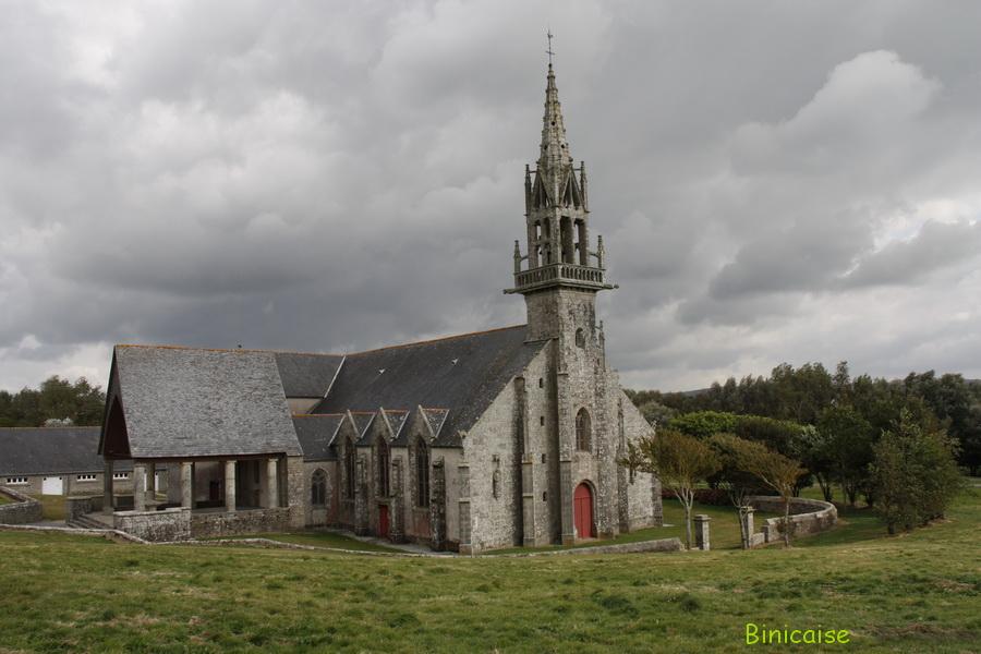 Chapelle Saint Anne la Palud dans Bretagne chapelle-ste-anne-la-palud