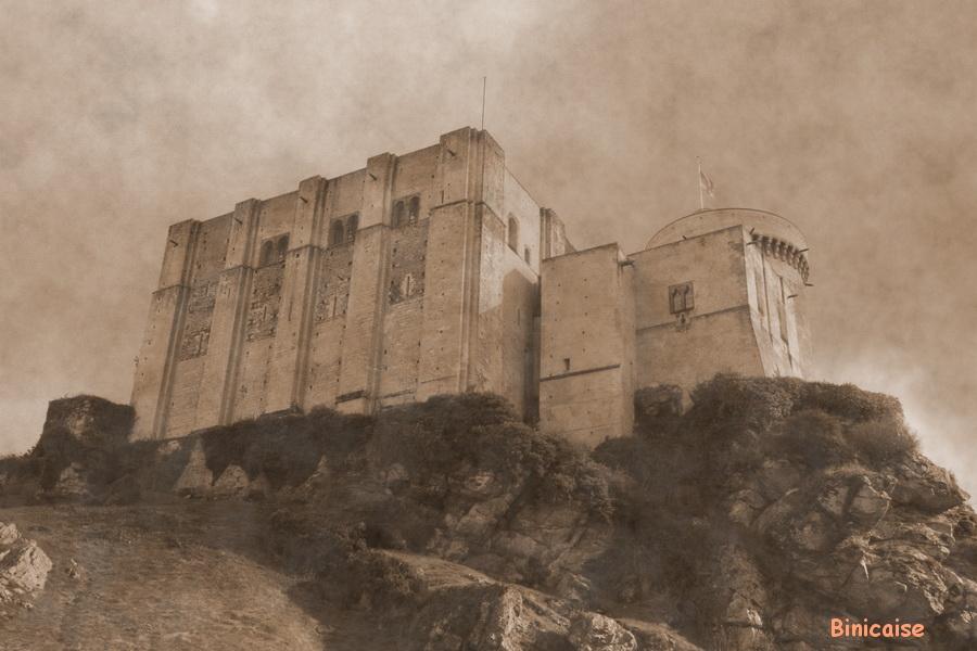 Château de Falaise dans Normandie chateau-de-falaise-2