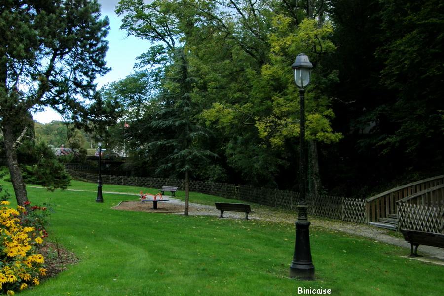 Binicaise jardin public for Jardin public