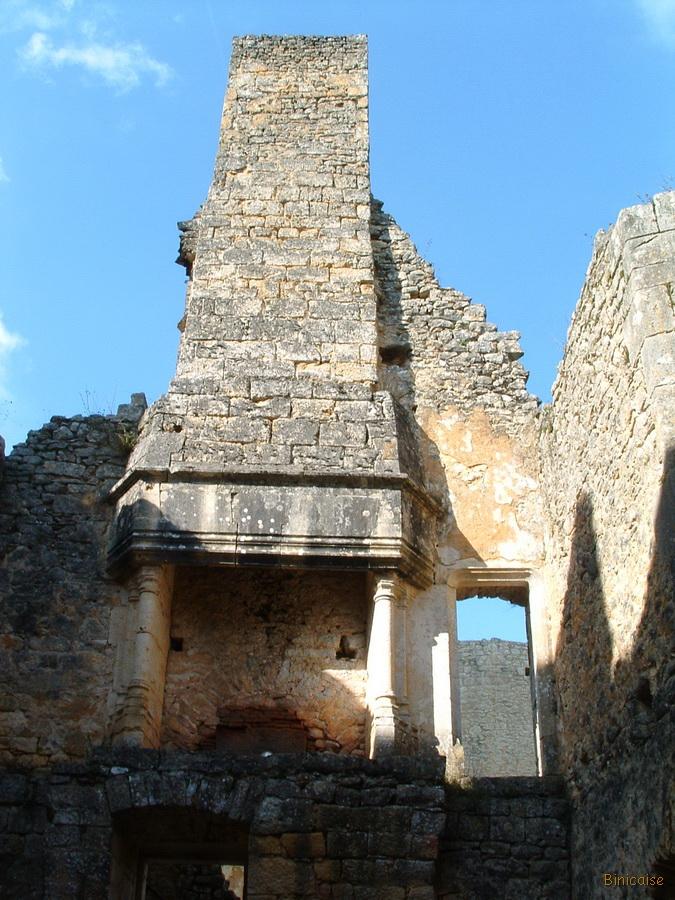 Château de Bonaguil 2 dans Paysages urbains et autres bonaguil-chateau-04_redimensionner