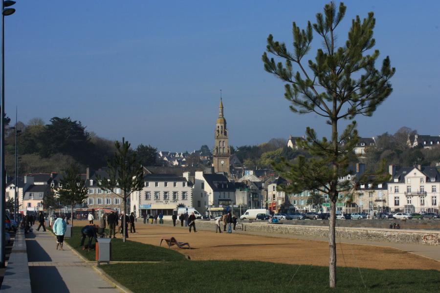 Le quai de la Banche à Binic. dans Bretagne la-banche-2013-12