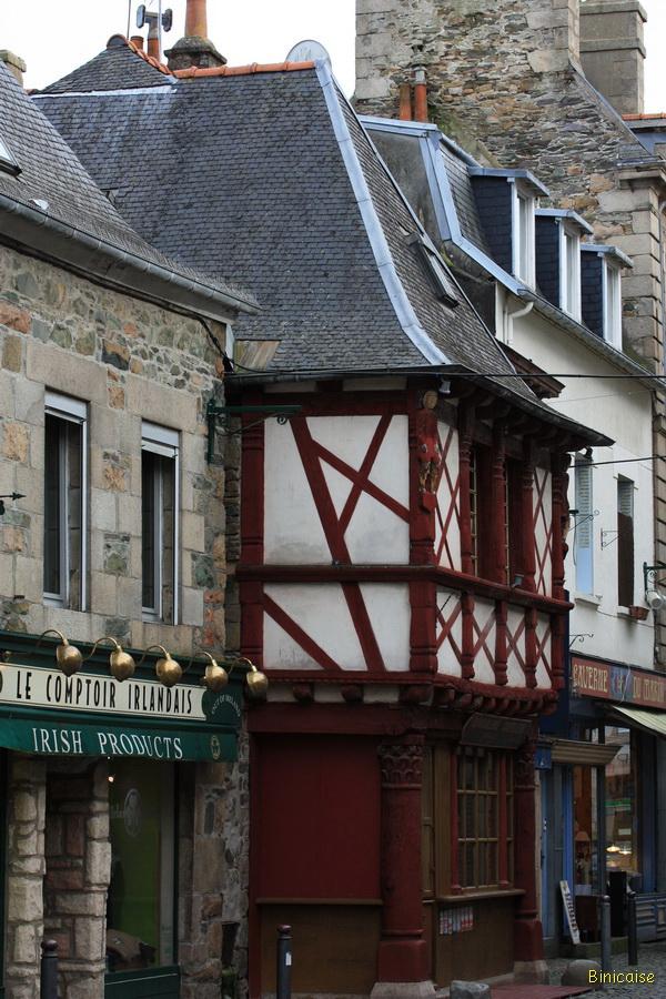 Maison ancienne à Paimpol. dans Bretagne paimpol-10