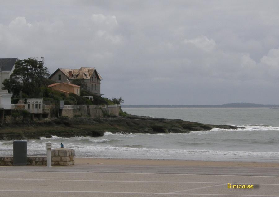 Saint Palais , la plage. dans Autour de Rochefort la-plage-de-st-palais