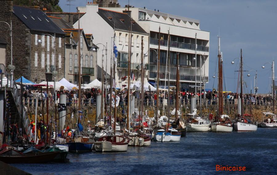 Fête de la morue à Binic. 1 dans Bretagne les-quais-la-foule