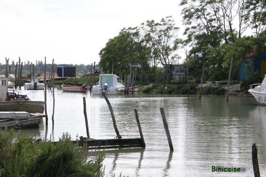 Marennes, le port de la  Cayenne dans Autour de Rochefort marennes