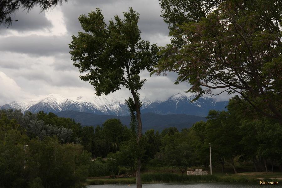 millas-2013-19 Millas les lacs dans Pyrénées orientales