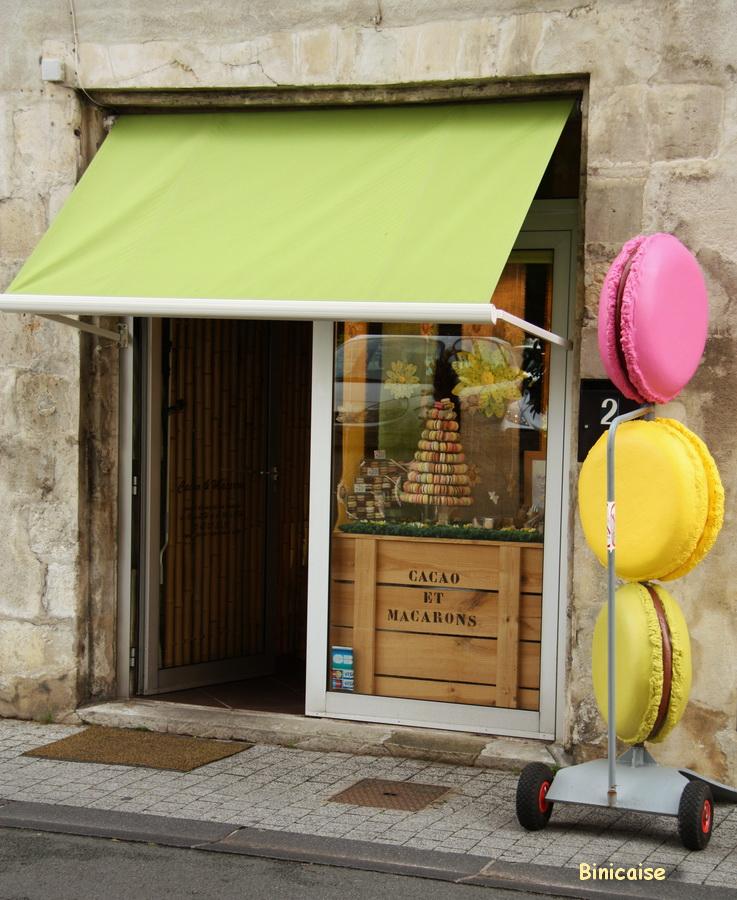 Gourmandises. dans La Rochelle gourmandise