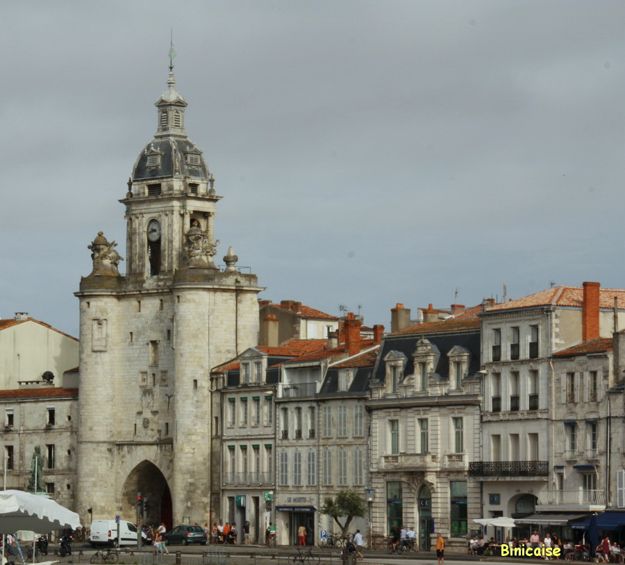 La Grosse Horloge dans La Rochelle la-grosse-horloge