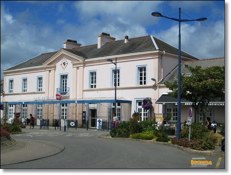 Gare d'Auray. dans Bretagne gare-auray-02
