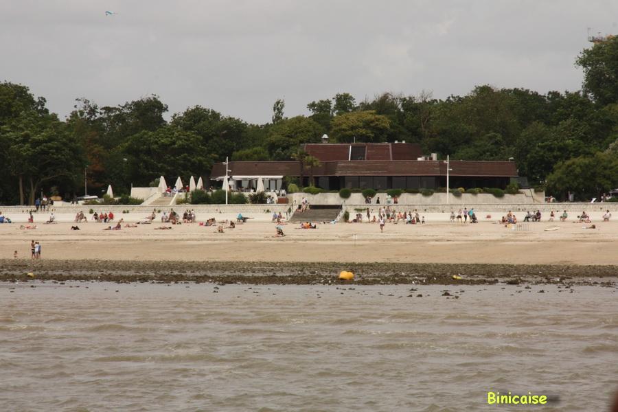 Plage de la Concurrence à la Rochelle. dans La Rochelle plage-de-la-concurrence