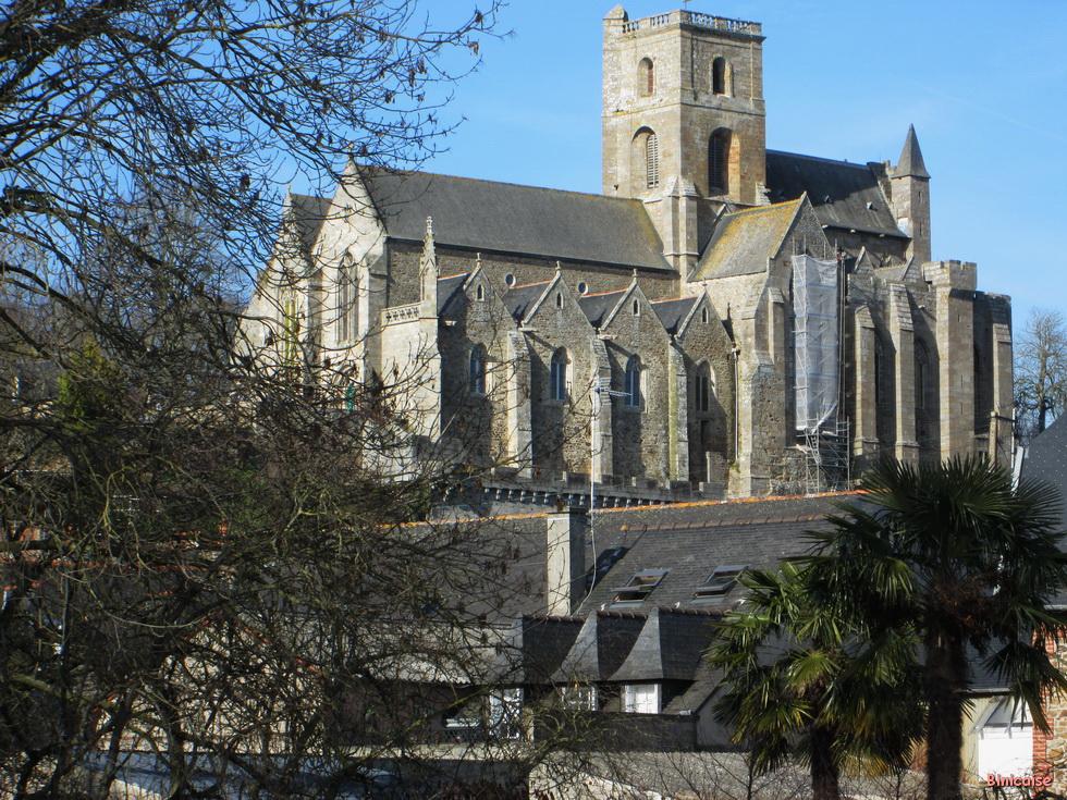 Eglise Notre Dame de Lamballe 01