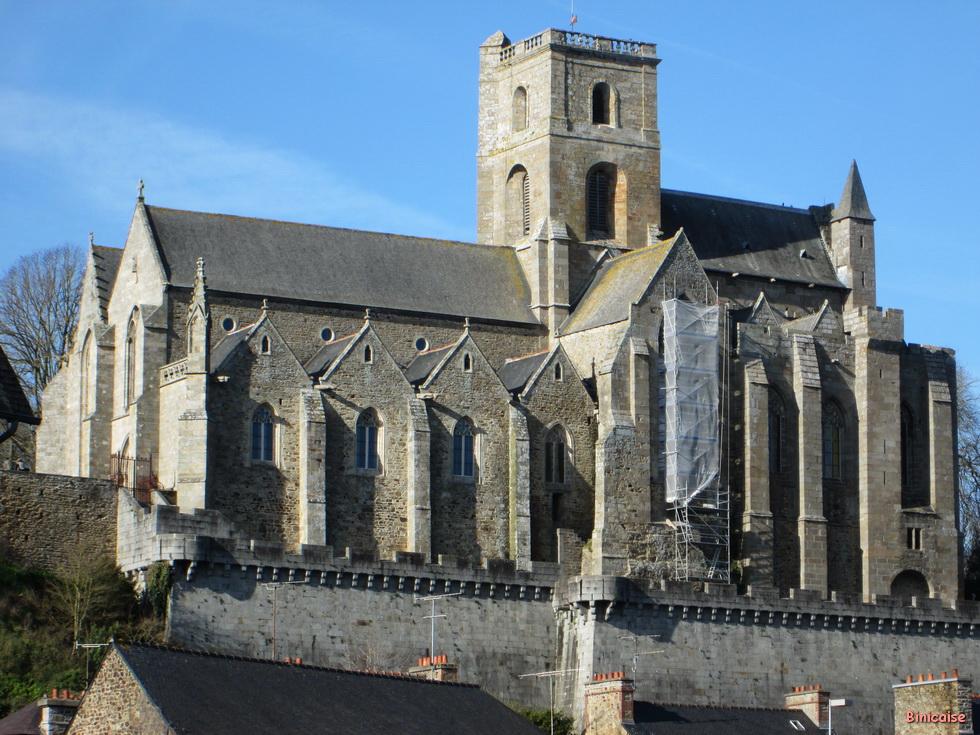 Eglise Notre Dame de Lamballe 02