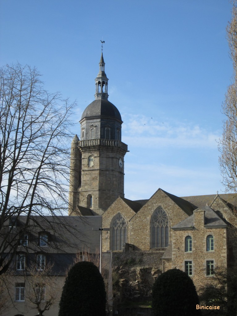 Eglise St Jean de Lamballe