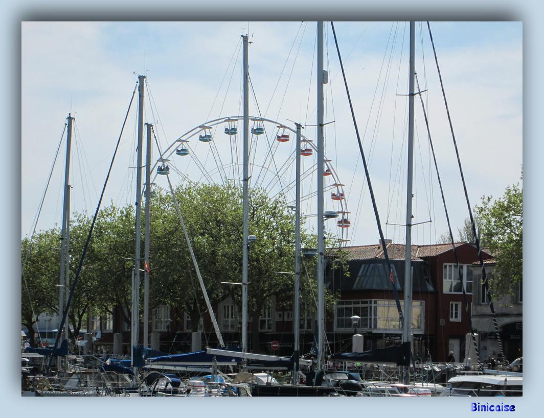 La Rochelle ,Grande roue
