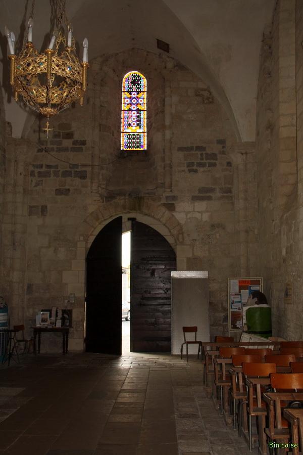Intérieur Eglise St Laurent 07