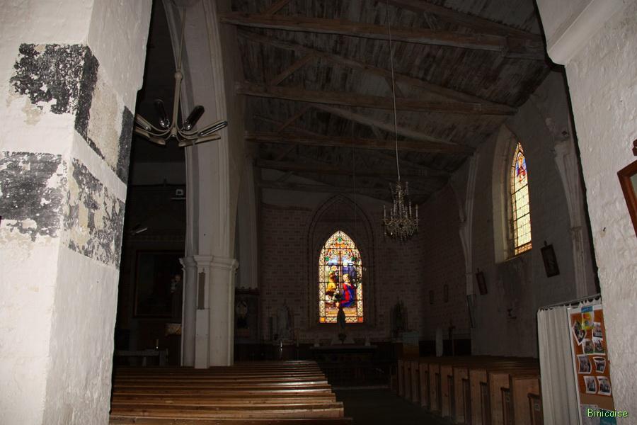 Intérieur Eglise St Laurent 08