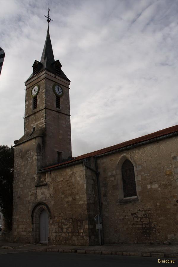 Dompierre églises 09
