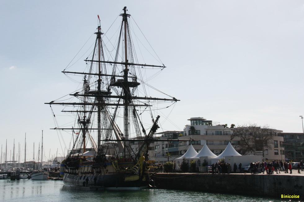 L'Hermione à la Rochelle 03