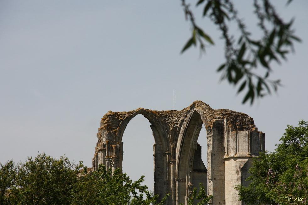 Abbaye de Maillezais 07