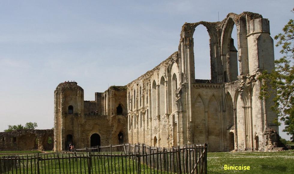 Abbaye de Maillezais 09