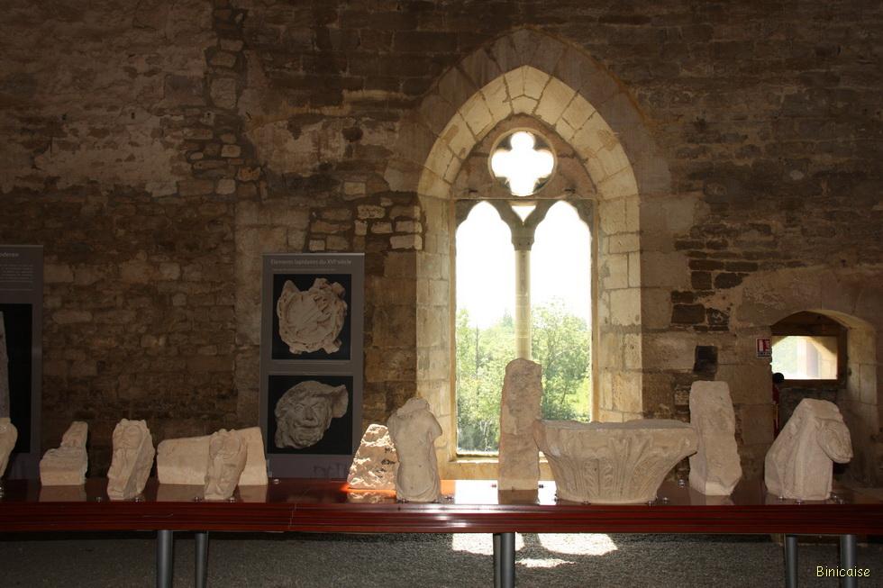 Abbaye de Maillezais 13