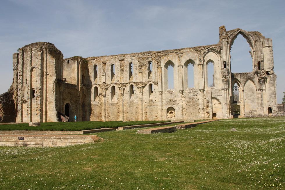 Abbaye de Maillezais 20
