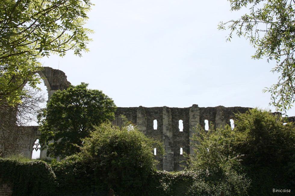 Abbaye de Maillezais bis 02