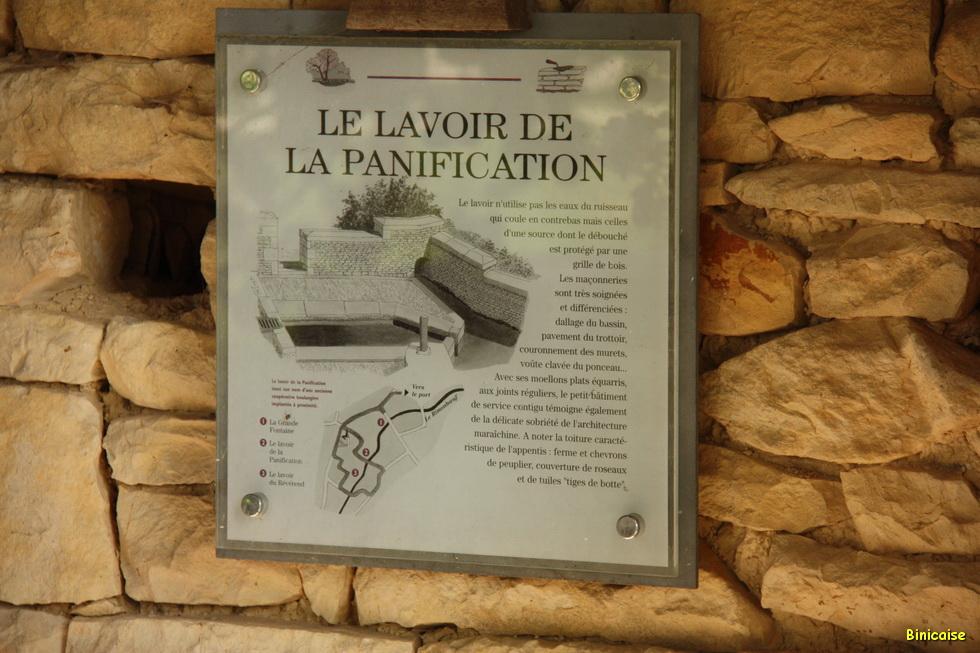 Lavoirs St Georges de Rex 05