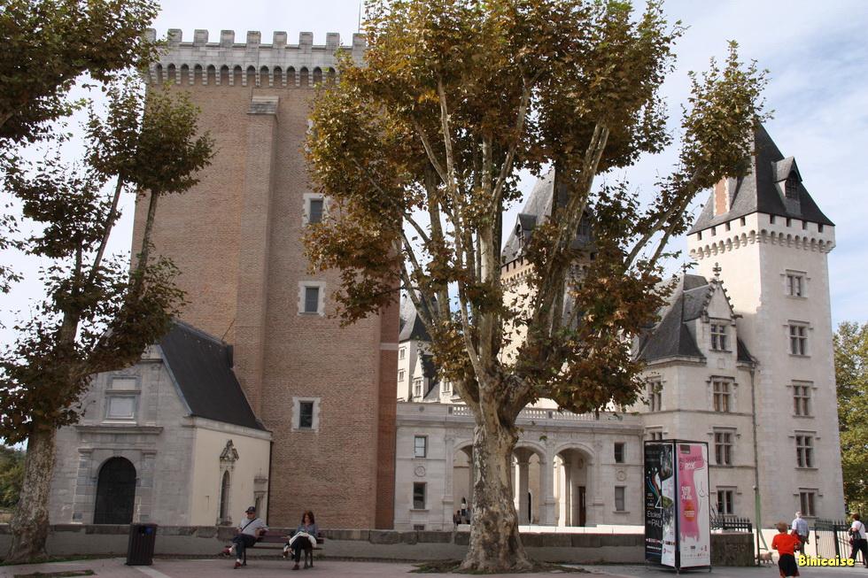 Chateau de Pau 01