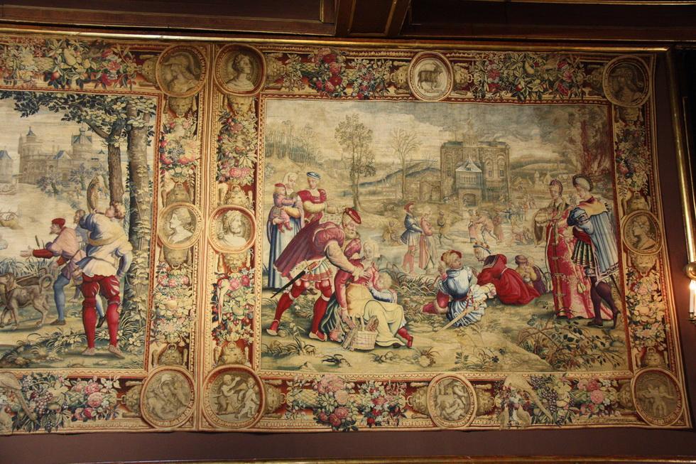 Chateau de Pau intérieur 02
