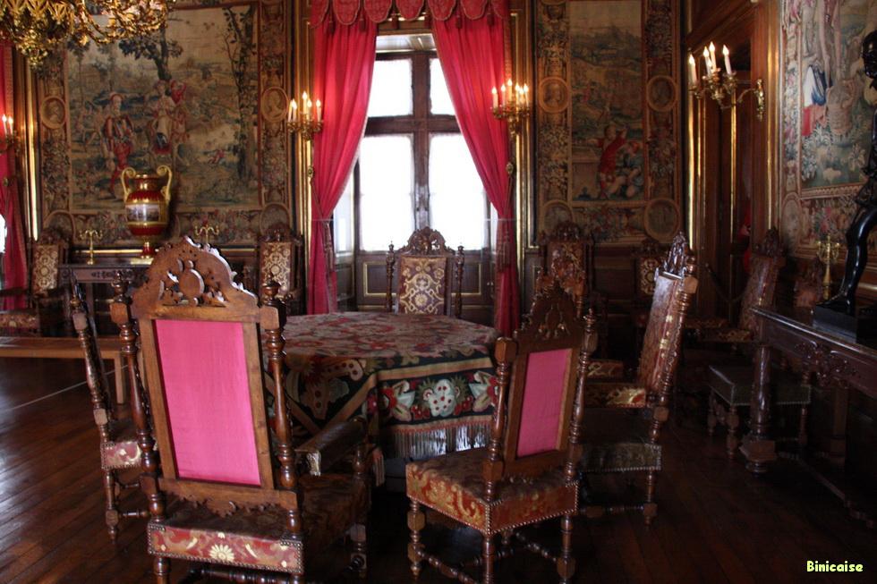 Chateau de Pau Intérieur 06