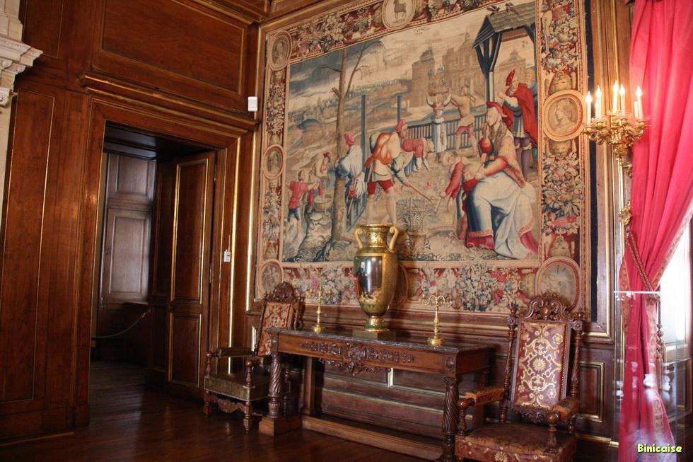 Chateau de Pau Intérieur 07