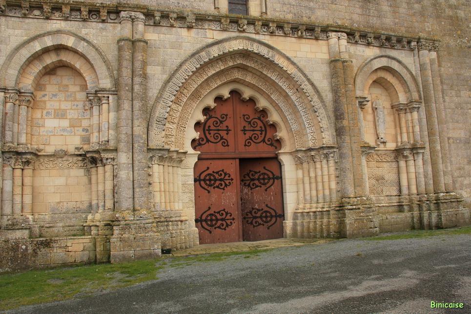 Eglise fortifièe d'Esnandes 06