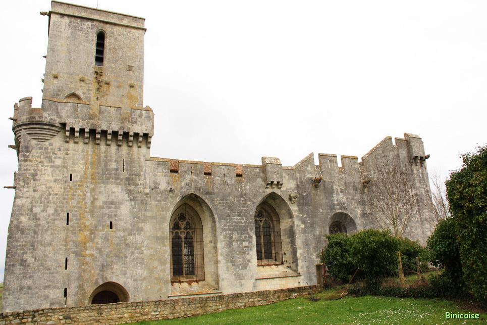 Eglise fortifièe d'Esnandes 07