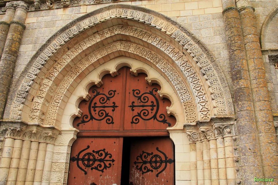 Eglise fortifièe d'Esnandes 08