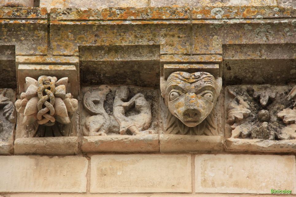 Eglise fortifièe d'Esnandes 09